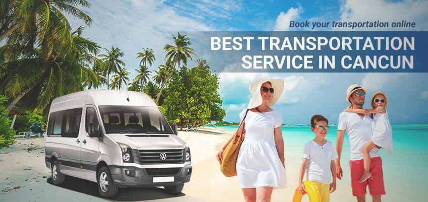 Cancun Airport Luxury Transfers