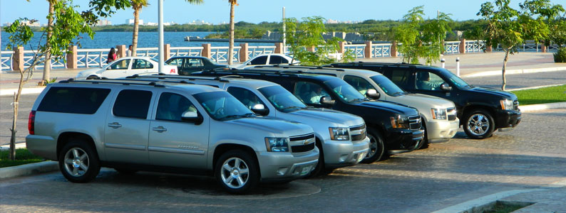 We are the largest company providing cancun airport ground transportation services