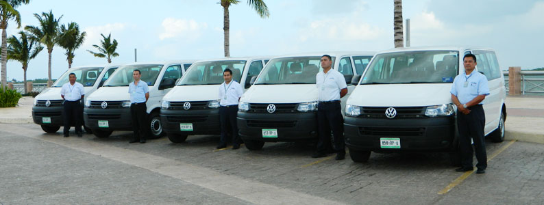 Luxury Suburbans, Privated and Shared Cancun Airport Transportation to your Hotels in Cancun And Riviera Maya